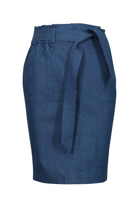 Spódnica jeans