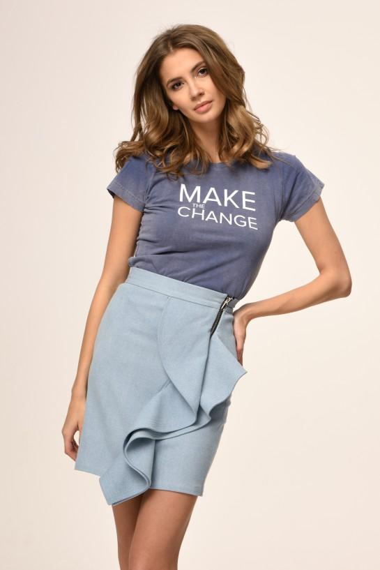 T-shirt MAKE THE CHANGE