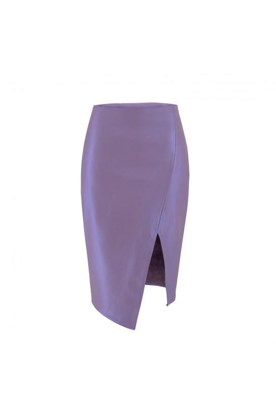 Spódnica fioletowa