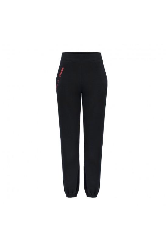 Spodnie dresowe RISE&SHINE czarne