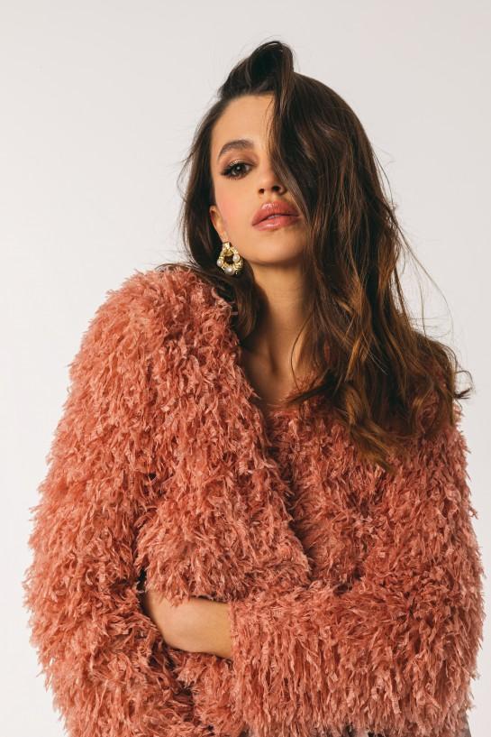 Sweter szop
